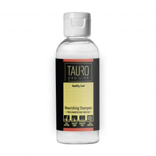 TAURO PRO LINE Healthy Coat nourishing shampoo , shampoo for dogs and cats 65 ml