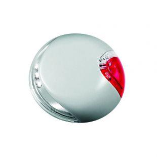 FLEXI LED Lighting System flashlight on a leash, light gray