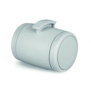 FLEXI Box for treats or bags, light gray