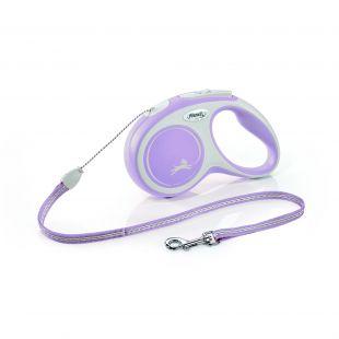 FLEXI New Comfort Leash, cord, S, pink