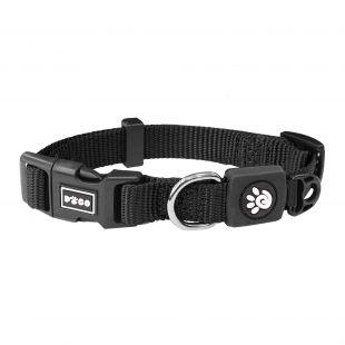 DOCO Signature collar for dog size L, black