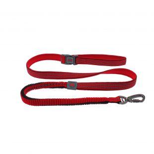 DOCO VARIO leash  M, raudonas
