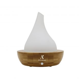 A'SCENTUALS Ultrasonic diffuser 300 ml, wood imitation