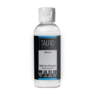 TAURO PRO LINE White Coat Daily Care Shampoo , shampoo for dogs and cats 65 ml