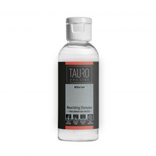 TAURO PRO LINE White Coat Nourishing Shampoo , shampoo for dogs and cats 65 ml