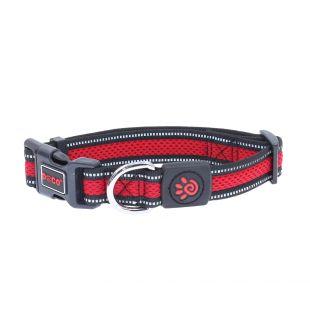 DOCO Athletica Collar for dog  S, raudonas