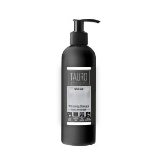 TAURO PRO LINE White Coat Whitening Shampoo, shampoo for dogs and cats 250 ml
