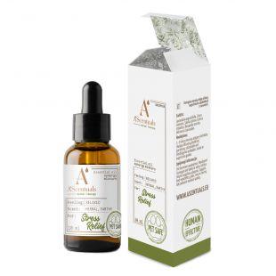 A'SCENTUALS STRESS RELIEF essential oil 10 ml