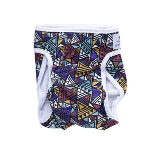 HIPPIE PET Reusable diapers for female dogs triangles XXL