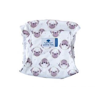 HIPPIE PET Reusable diapers for male dogs ulldogs XXL