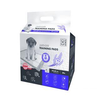 M-PETS Disposable pads for pets lavender scent, 60x60 cm, 30 pcs