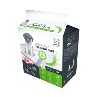 M-PETS Disposable pads for pets green grass scent, 45x60 cm, 30 pcs