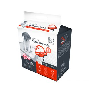 M-PETS Disposable pads for pets easy application, 45x60 cm, 30 pcs