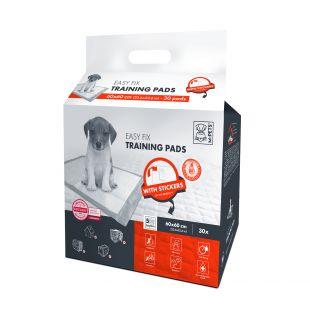 M-PETS Disposable pads for pets easy application, 60x60 cm, 30 pcs