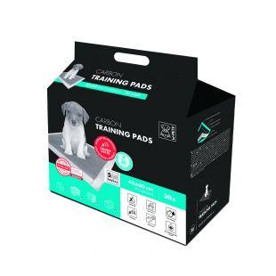 M-PETS Disposable pads for pets with carbon technology, 45x60 cm, 30 pcs