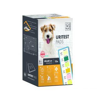M-PETS Pets urine tests 60x60 cm, 15 pcs