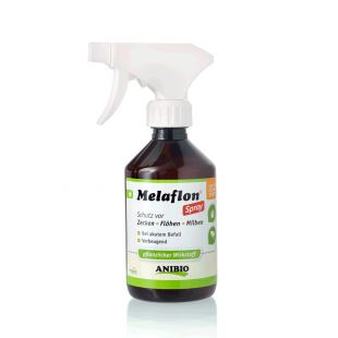 ANIBIO Melaflon Spray product for cats and dogs - spray, to repel ticks and fleas 100 ml
