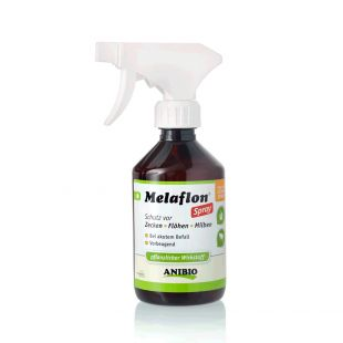 ANIBIO Melaflon Spray product for cats and dogs - spray, to repel ticks and fleas 300 ml