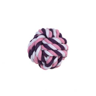 MISOKO&CO Toy for dogs, ball purple, 6 cm