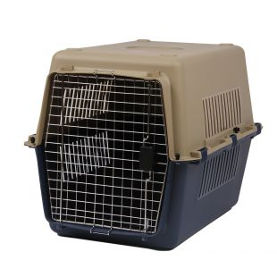 KANING Pet transport box 61x40x39 cm, dark blue