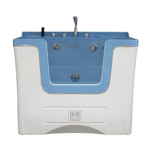 TAURO PRO LINE Ozone bath for pets with MILK SPA program white and blue