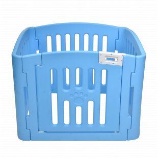 AOTONG Plastic fence 95x79x73 cm, blue