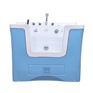 TAURO PRO LINE Ozone bath for pets with MILK SPA program blue and white