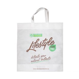NATURE'S PROTECTION SUPERIOR CARE Shopping bag NP SC/LS 40x45x10 cm, 1 vnt