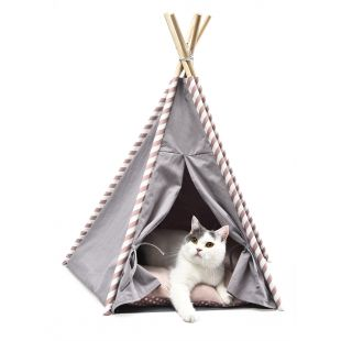 P.LOUNGE Bed for cats 68x65x80 cm
