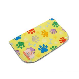 MISOKO&CO reusable pee pad for dogs 70x80 cm, with paws