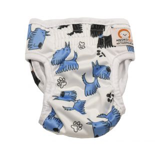 MISOKO&CO reusable diapers for female dogs L, with puppies
