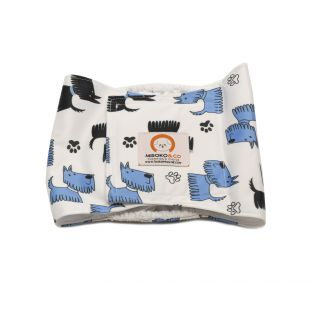 MISOKO&CO reusable diapers for male dogs M, with puppies