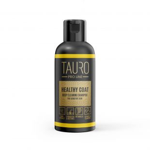 TAURO PRO LINE Healthy Coat Deep Cleaning Shampoo, shampoo for dogs and cats 50 ml