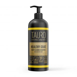 TAURO PRO LINE Healthy Coat Deep Cleaning Shampoo, shampoo for dogs and cats 1 l