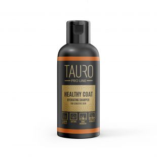 TAURO PRO LINE Healthy Coat hydrating Shampoo, shampoo for dogs and cats 50 ml