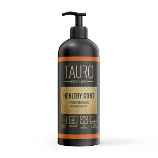 TAURO PRO LINE Healthy Coat hydrating mask, coat mask for dogs and cats 1 l