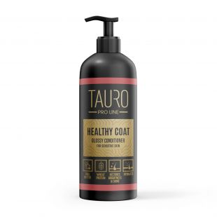 TAURO PRO LINE Healthy Coat glossy conditioner, balsam for dogs and cats 1 l