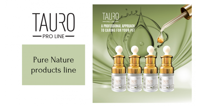 Pure Nature  products line